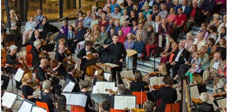 Arnhem Sinfoniëtta speelt Mahler in Musis