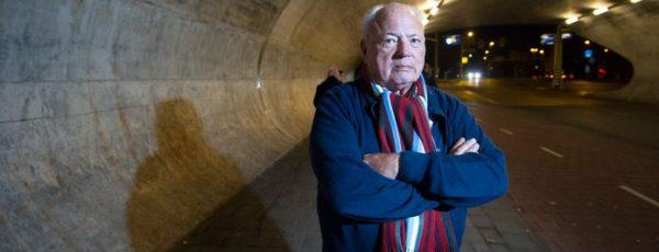 Overlijden voorzitter Bram van der Worp