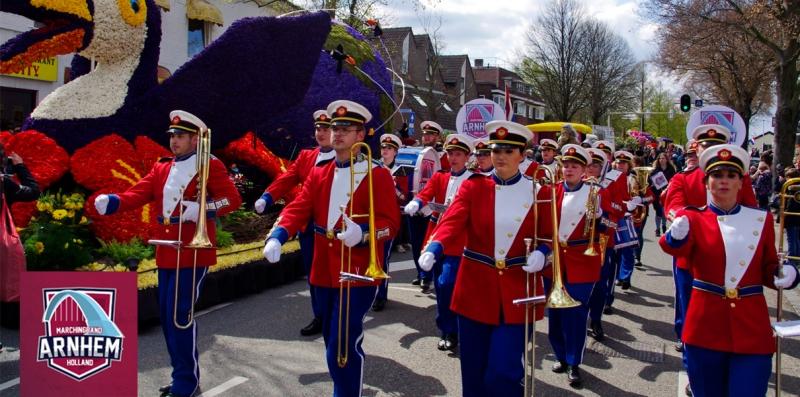 Marching- & Stageband Arnhem